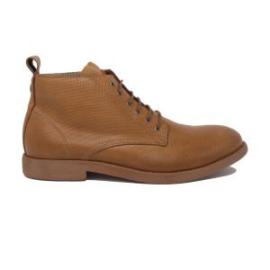 נעליים אלגנטיות נו ברנד לגברים NOBRAND Quantic - חום
