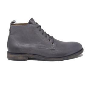 נעליים אלגנטיות נו ברנד לגברים NOBRAND Quantic - אפור