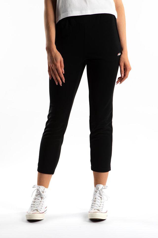 ביגוד פילה לנשים Fila CIGARETTE TRACK PANTS 002 - שחור