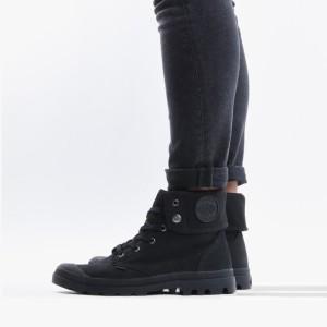 נעליים פלדיום לגברים Palladium Pampa Baggy - שחור