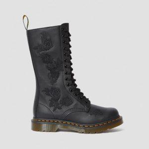 נעליים דר מרטינס  לנשים DR Martens Martens 14914 Vonda Mono - שחור