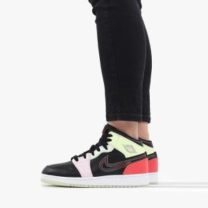 נעליים נייק לנשים Nike Air Jordan 1 Mid SE - צבעוני