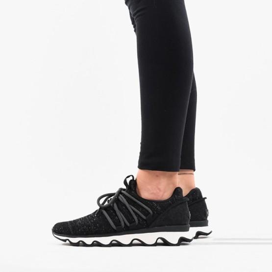 נעלי סניקרס סורל לנשים Sorel Kinetic Lace - שחור