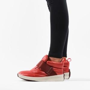 נעליים סורל לנשים Sorel Out N About Puffy - אדום