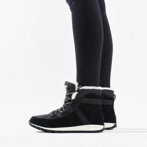 נעליים סורל לנשים Sorel Whitney Flurry - שחור
