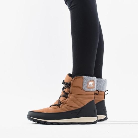 נעליים סורל לנשים Sorel Whitney Short Lace - חום