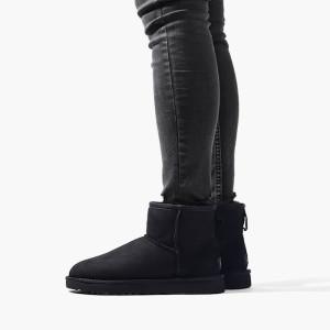 מגפיים האג לנשים UGG Classic Mini II - שחור