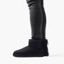 נעליים האג לנשים UGG Classic Mini II - שחור
