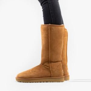 נעליים האג לנשים UGG Classic Tall II - חום