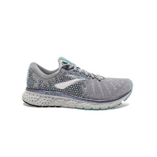 נעלי ריצה ברוקס לנשים Brooks Glycerin 17 - אפור