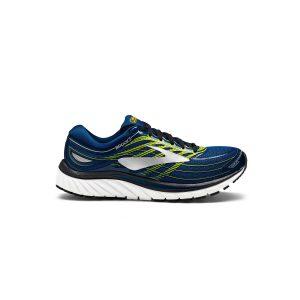 נעליים ברוקס לגברים Brooks Glycerin 15 - כחול/צהוב