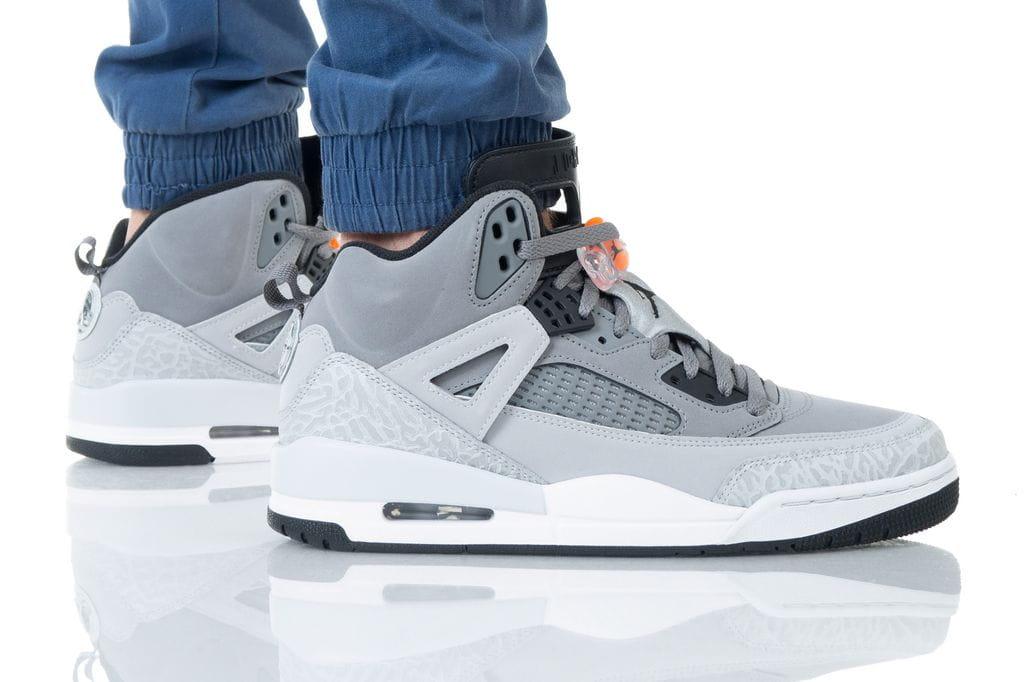 נעליים נייק לגברים Nike JORDAN SPIZIKE - אפור