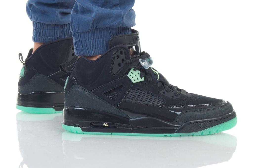 נעליים נייק לגברים Nike JORDAN SPIZIKE - שחור