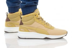 נעליים פומה לגברים PUMA ST ACTIVATE MID WTR - חום