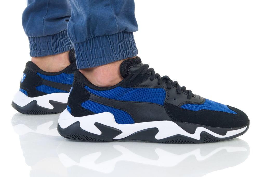 נעליים פומה לגברים PUMA STORM ADRENALINE - שחור/כחול