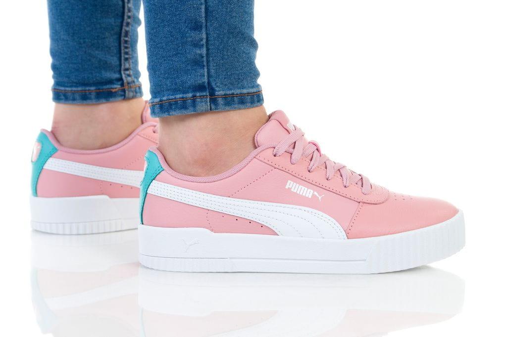 נעליים פומה לנשים PUMA CARINA L JR - ורוד בהיר