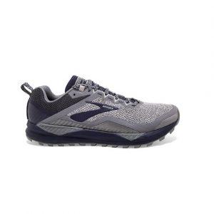 נעליים ברוקס לגברים Brooks Cascadia 14 - אפור