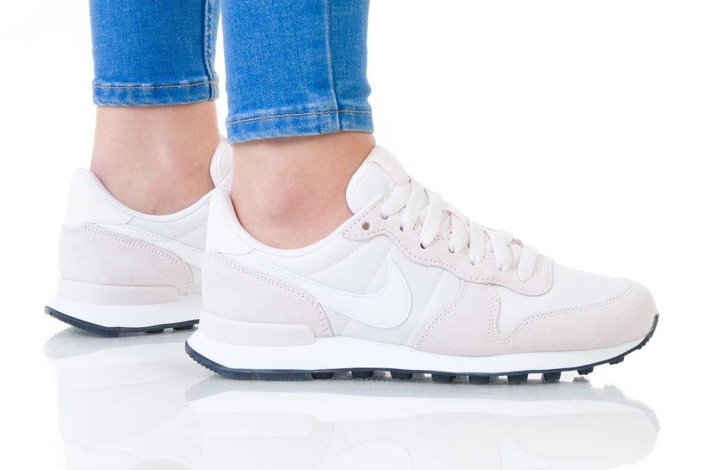 נעליים נייק לנשים Nike Internationalist  - לבן