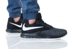 נעליים נייק לגברים Nike AIR MAX INFURIATE III LOW - שחור/לבן