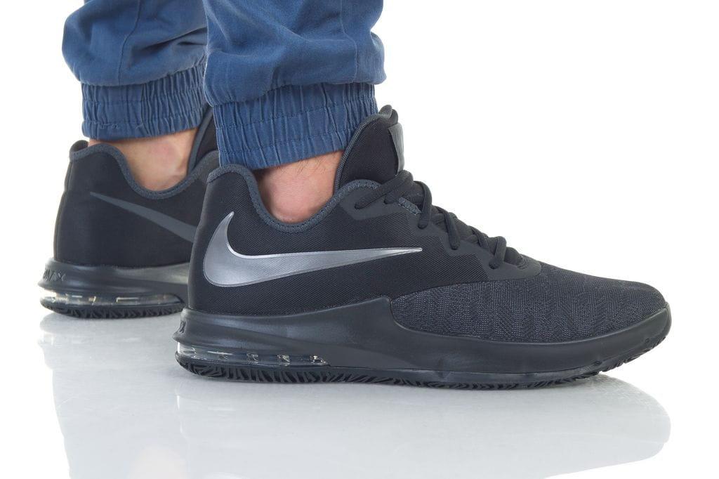 נעליים נייק לגברים Nike AIR MAX INFURIATE III LOW - שחור