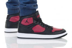 נעליים נייק לגברים Nike JORDAN ACCESS - שחור/אדום