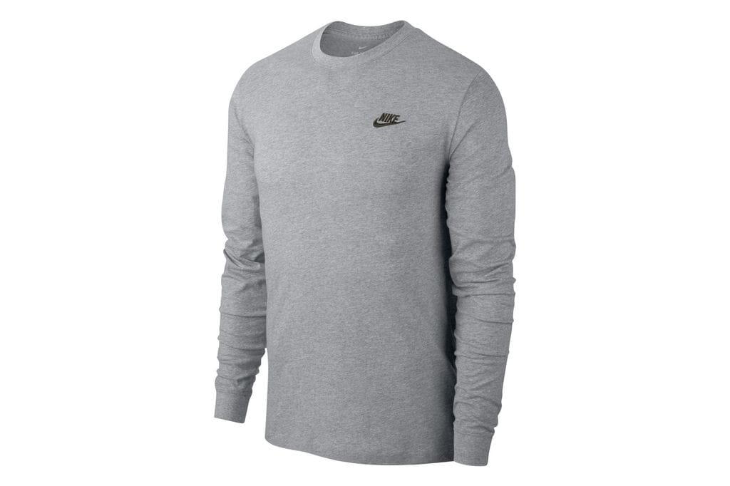 ביגוד נייק לגברים Nike M NSW CLUB - אפור