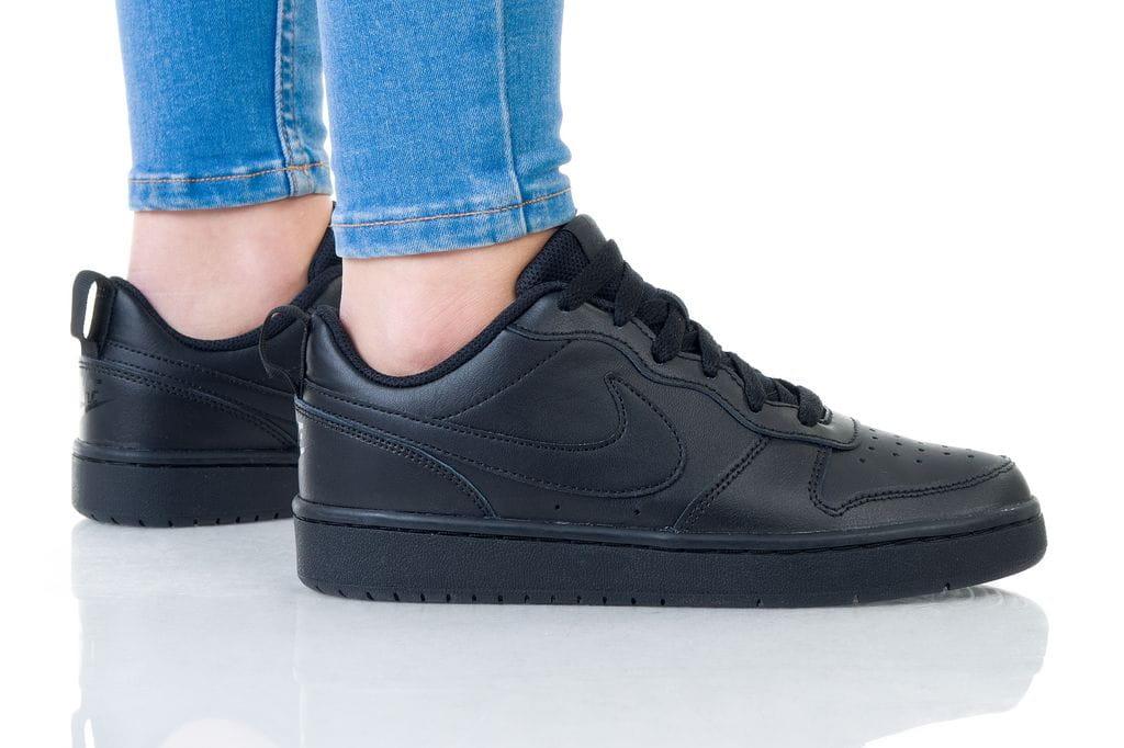 נעליים נייק לנשים Nike COURT BOROUGH LOW 2 - שחור