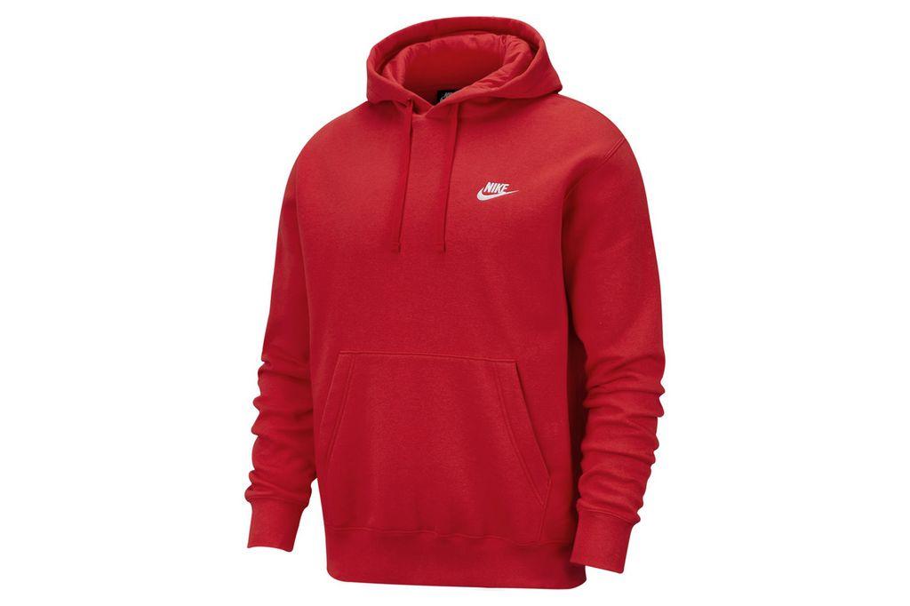 ביגוד נייק לגברים Nike M NSW CLUB - אדום