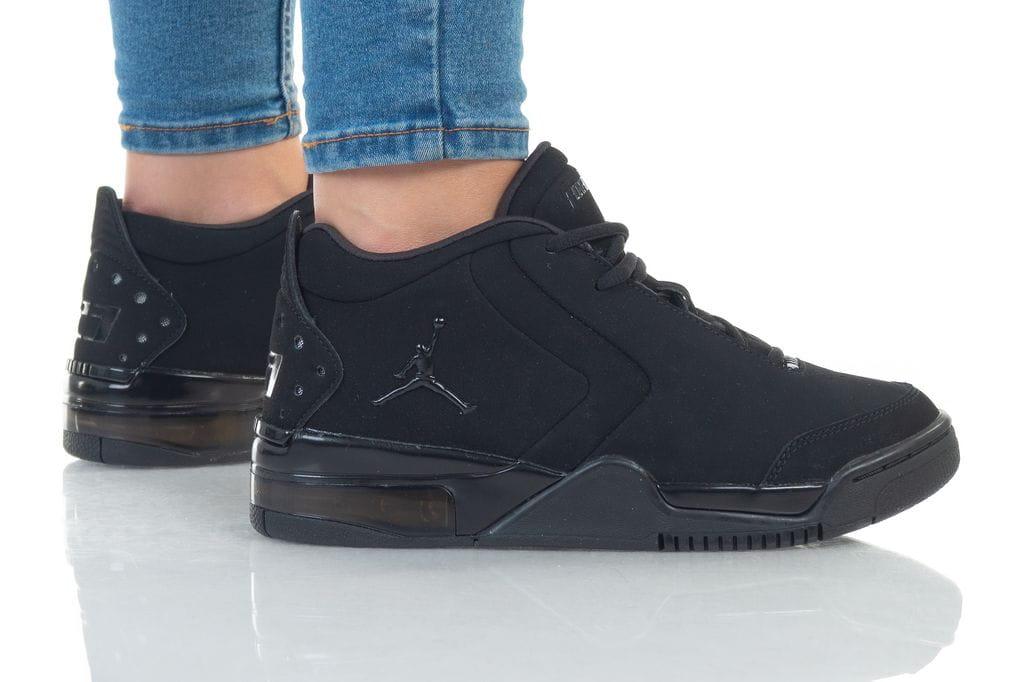 נעליים נייק לנשים Nike JORDAN BIG FUND - שחור
