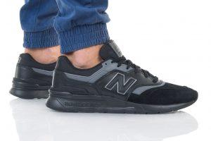 נעליים ניו באלאנס לגברים New Balance CM997 - שחור מלא
