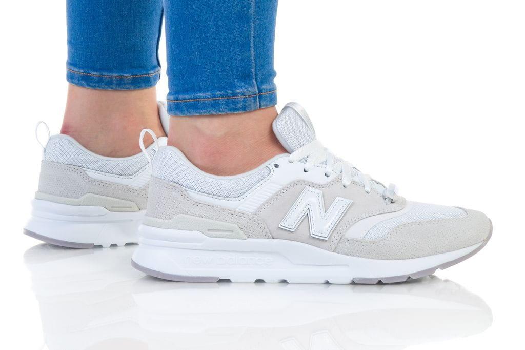 נעליים ניו באלאנס לנשים New Balance 997 - לבן