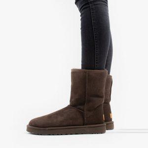 נעליים האג לנשים UGG Classic Short II - חום