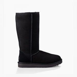 נעליים האג לנשים UGG Classic Tall II - שחור