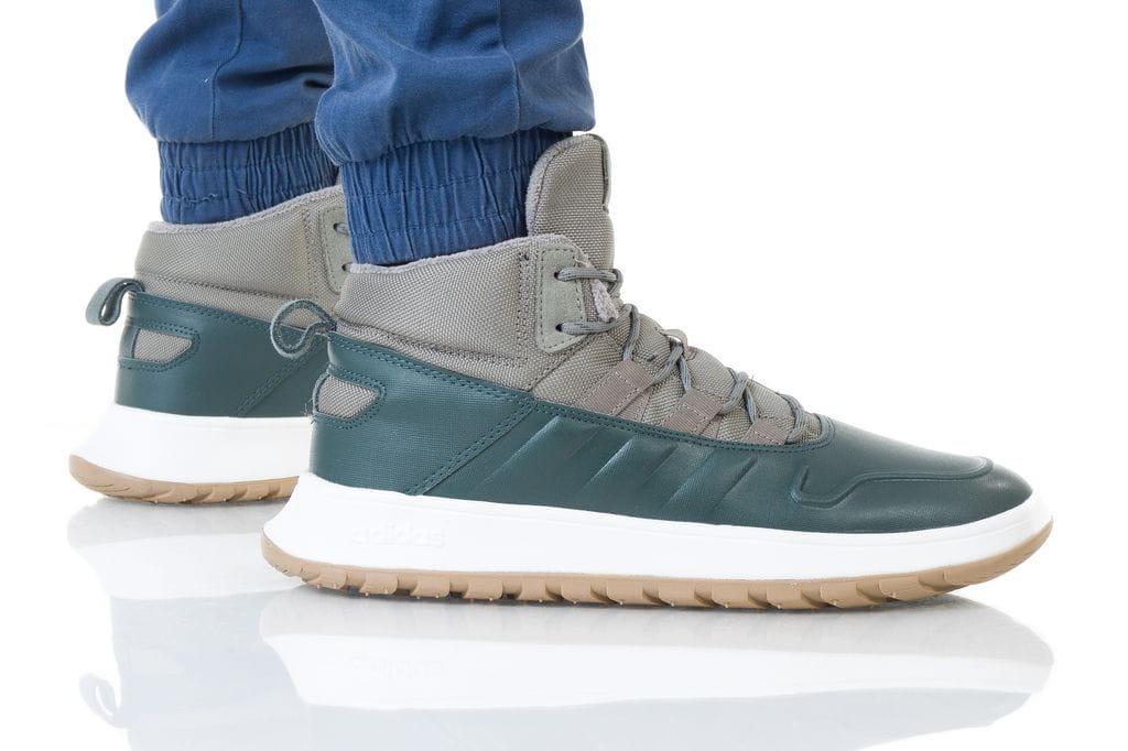 נעליים אדידס לגברים Adidas FUSION STORM WTR - ירוק