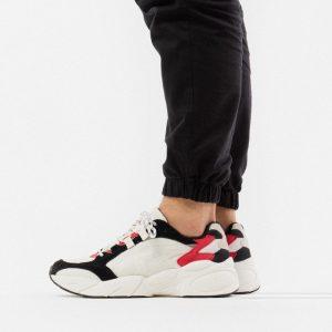 נעליים אסיקס לגברים Asics Gel-BND - לבן/אדום
