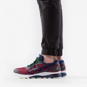 נעליים אסיקס לגברים Asics Gel-Nimbus 21 SPS - צבעוני כהה