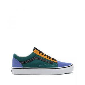 נעליים ואנס לגברים Vans Old skool - צבעוני