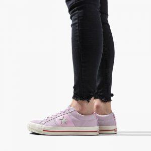 נעליים קונברס לנשים Converse One Star - סגול