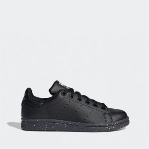 נעליים Adidas Originals לנשים Adidas Originals Stan Smith - שחור מלא