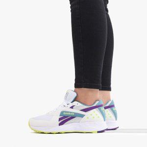 נעליים ריבוק לגברים Reebok Pyro - לבן/ כחול