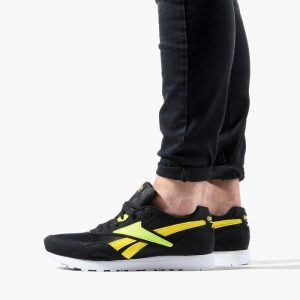 נעליים ריבוק לגברים Reebok Rapide MU - שחור/צהוב