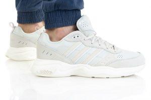 נעלי סניקרס אדידס לגברים Adidas Strutter - אפור