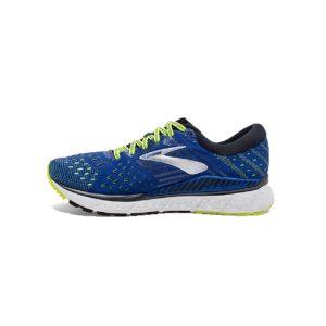 נעליים ברוקס לגברים Brooks Transcend 6 - כחול/צהוב