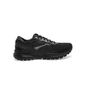 נעליים ברוקס לגברים Brooks Ghost 12 - שחור