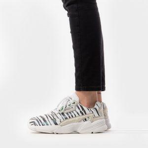 נעליים אדידס לנשים Adidas Falcon - שחור/לבן