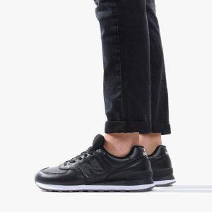 נעליים ניו באלאנס לגברים New Balance 574 - שחור