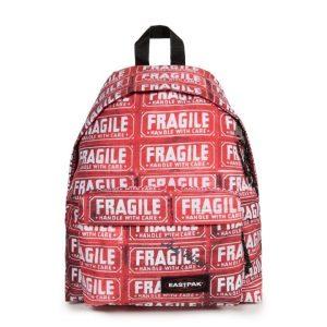 אביזרים איסטפק לגברים EASTPAK Backpack  Padded Pakr - אדום
