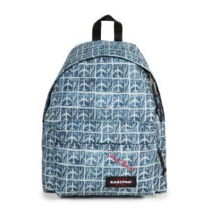 אביזרים איסטפק לגברים EASTPAK Backpack  Padded Pakr - כחול