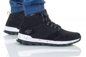 נעליים פור אף לגברים 4F D4Z19 OBMH200 - שחור
