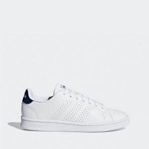 נעליים אדידס לגברים Adidas Advantage - לבן